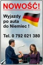 wyjazdy po auta do niemiec